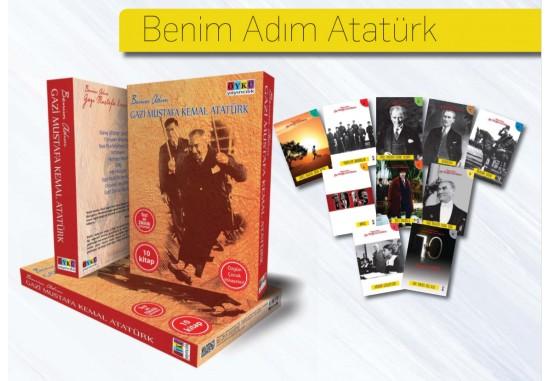 Benim Adım Gazi Mustafa Kemal Atatürk