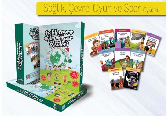 Sağlık, Çevre, Oyun ve  Spor Öyküleri
